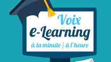 E-Learning Formation, Voix pro/rassurante/agréable