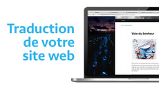 Traduction de votre site web IT/EN/ES