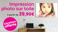 Impression Photo sur Toile