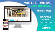 Votre Site Internet Wordpress en Express