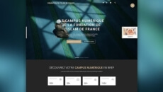Site One page / Vitrine Sur Mesure Mobile-First