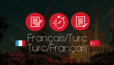 Traduction Turc-Français ou Français-Turc
