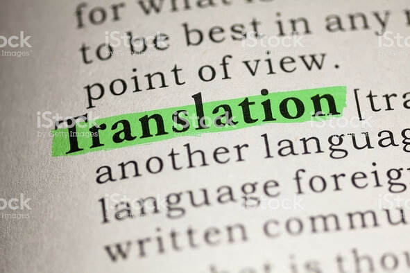 Traduction professionnelle de vos documents Ang/FR