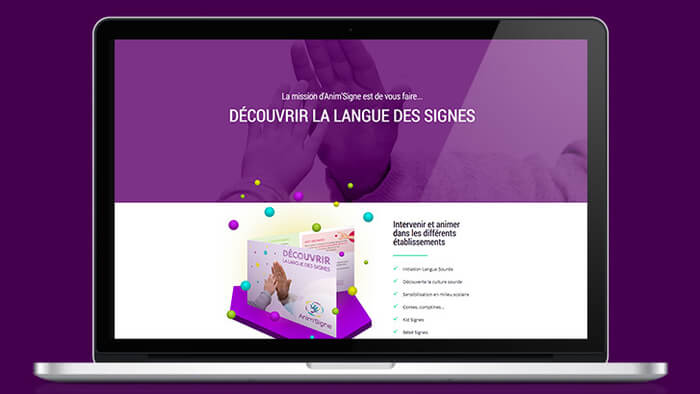 Votre Site Web responsive et design sous Wordpress