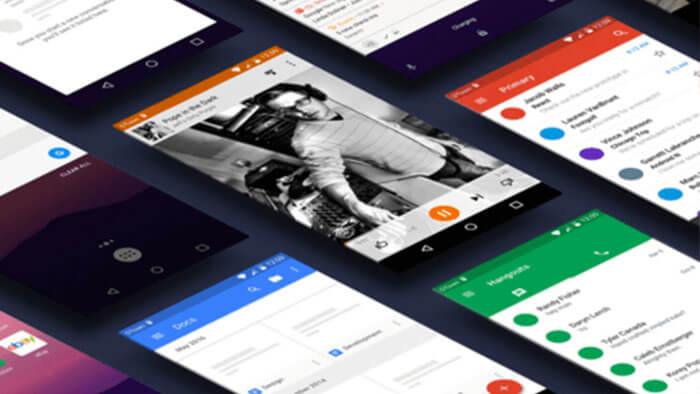 Design de votre application mobile iOS et Android
