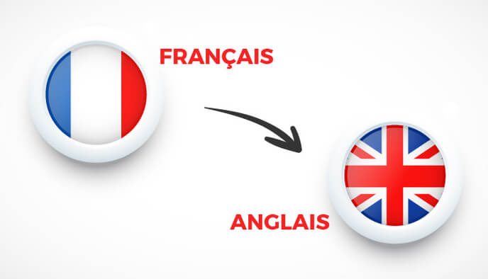 Traductions rapides de vos documents FR->ANG