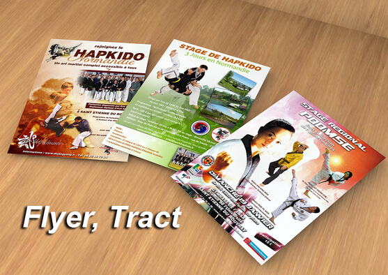 Flyer, Tract, Affiche
